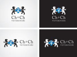 Ch+Ch veterinarians logo