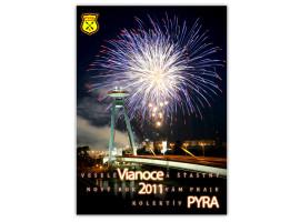 PYRA card