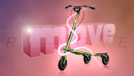 Trikke banners